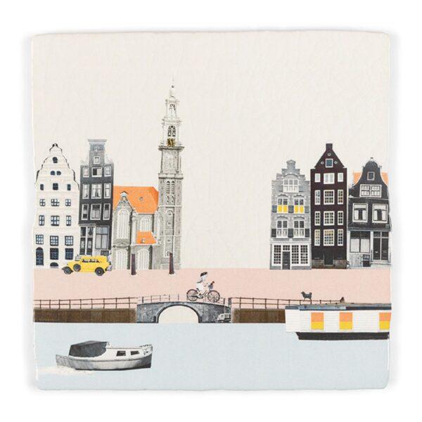 Struinen door Amsterdam Storytiles