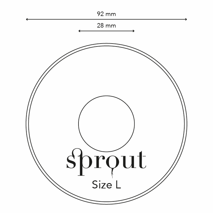 Sprout schotel   Large