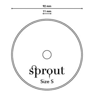 Sprout schotel   Small