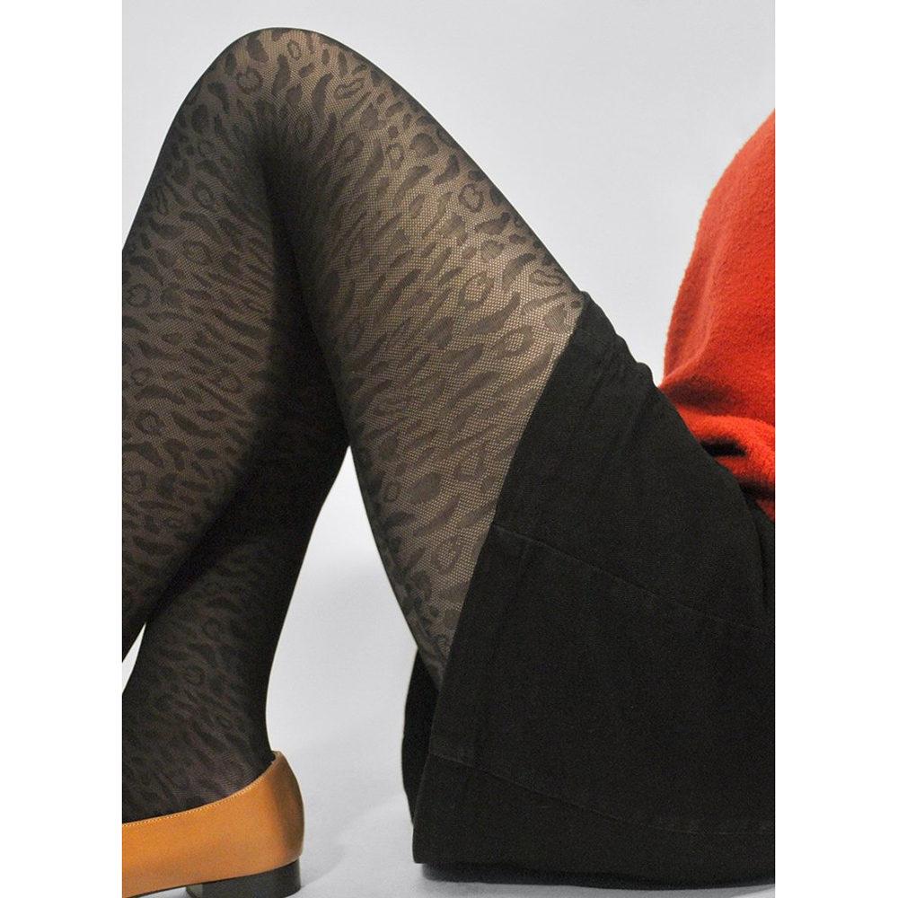 Emma Leopard | Swedish Stocking