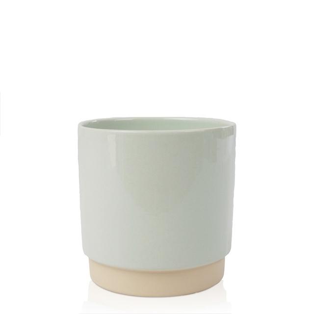 Plantpot Gina Da | Soft mint