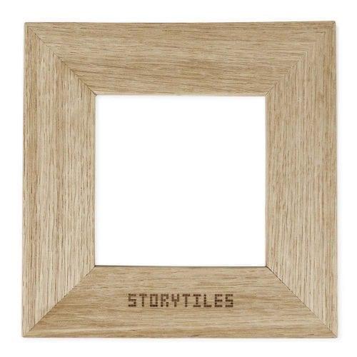 Storytiles houten lijst