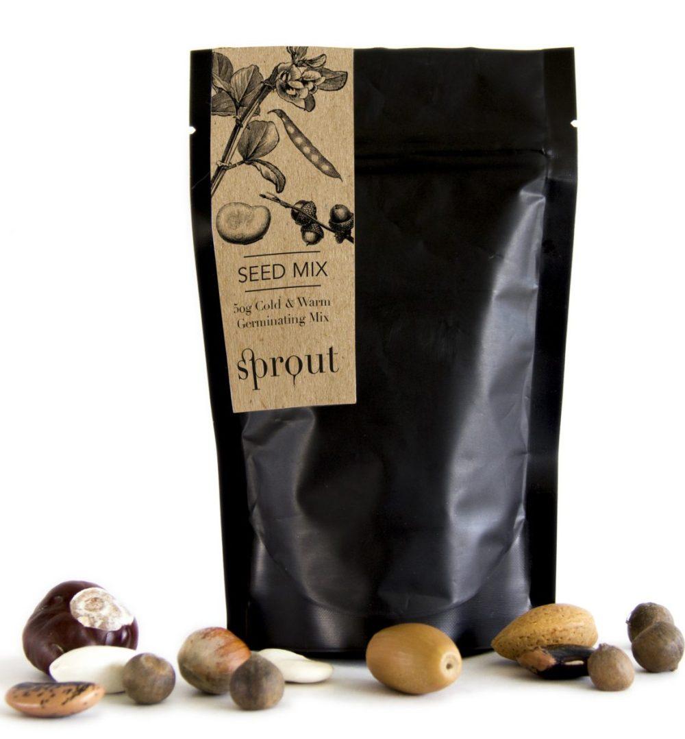 Zadenmix voor Sprout