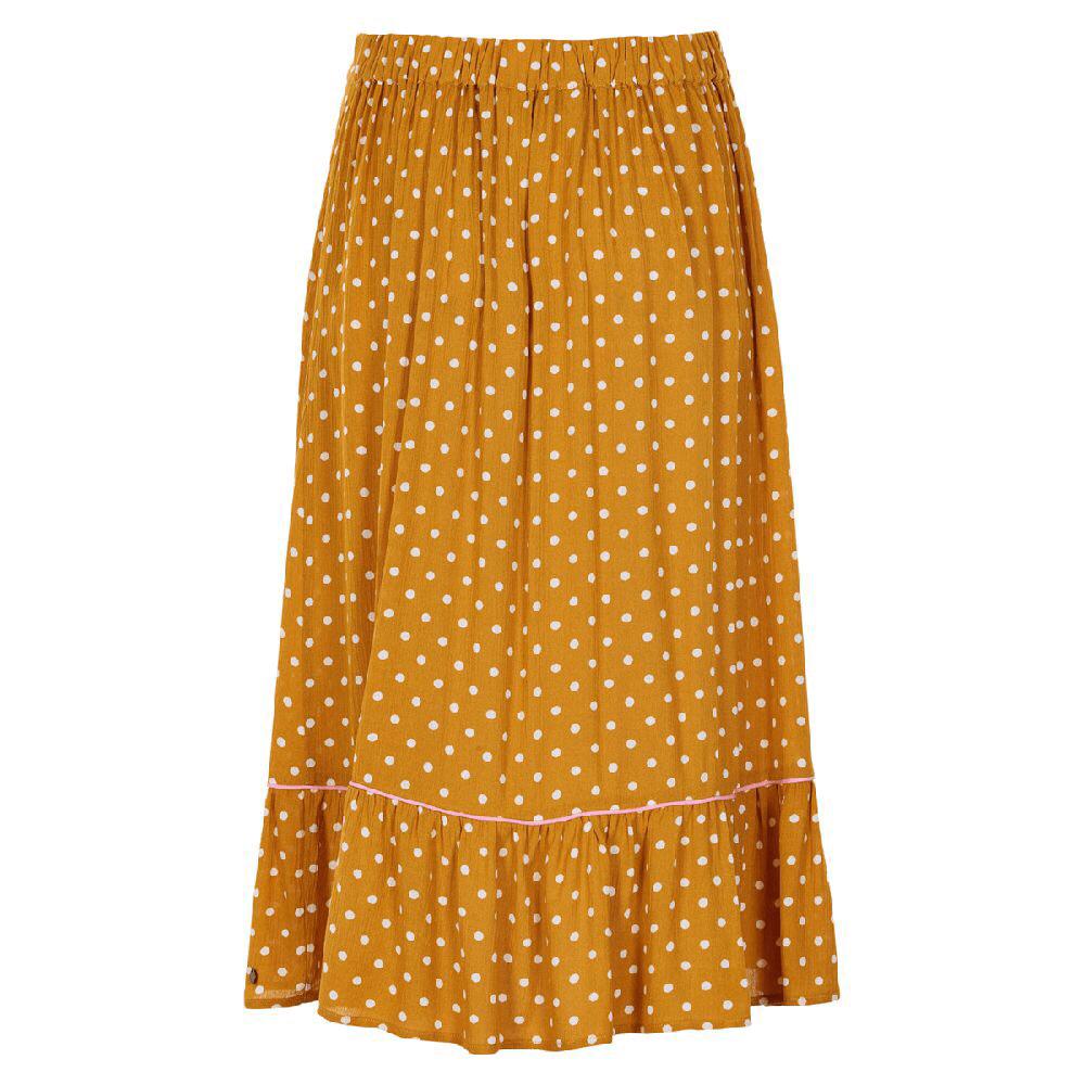 Lexy skirt oker   Nümph