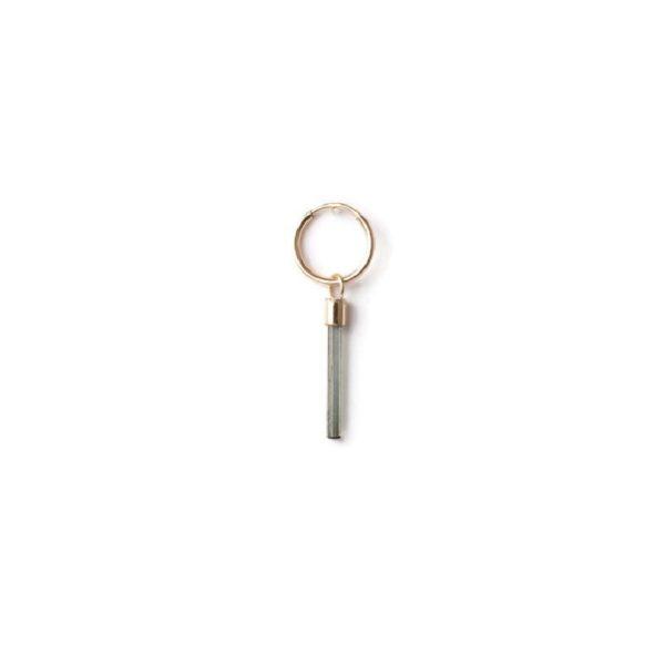 Tourmaline Pencil Earring Aeva