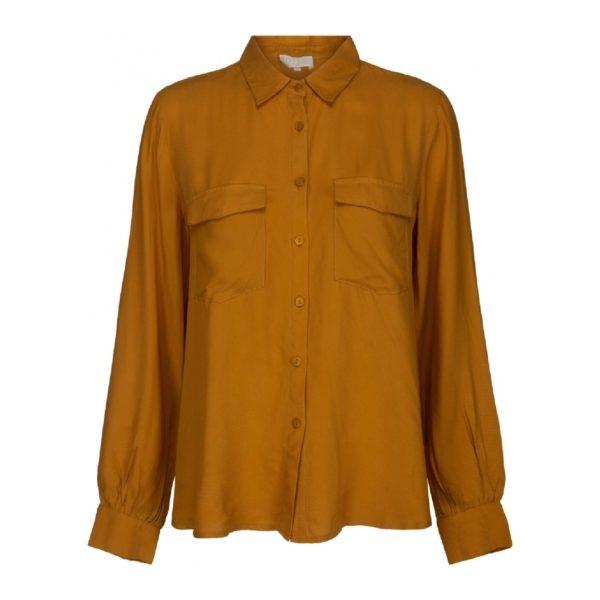 Minus Cilja shirt Sunflower