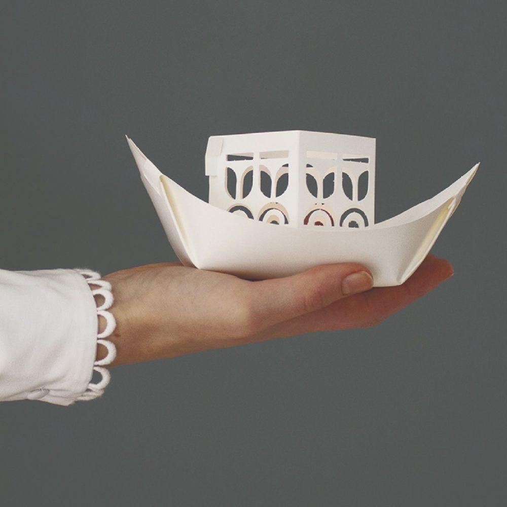 Jurianne Matter Flyde Floating Boat
