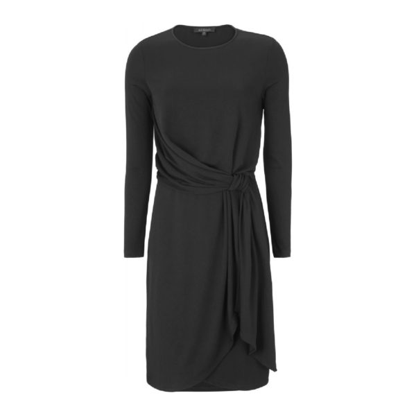 Soft Rebels Jennie LS dress Black