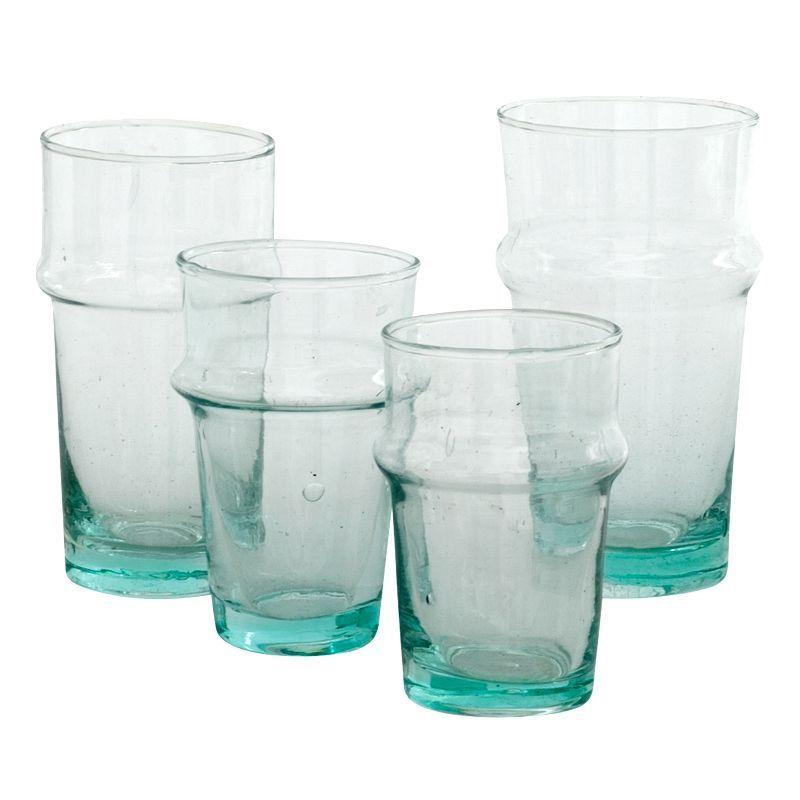 Household Hardeware gereycled glas-traditioneel