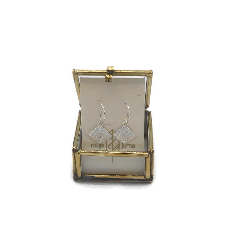 Muja Juma scratch small - silver 925