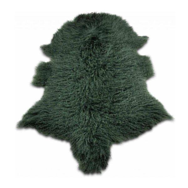 Van Buren Tibetaans schapenvacht green