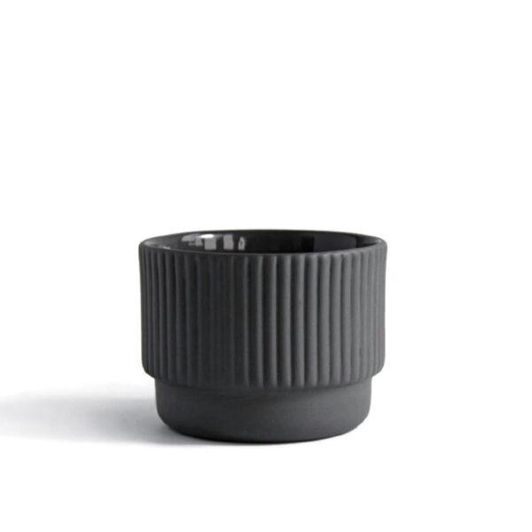 Archive cappuccinomok 120ml donkergrijs