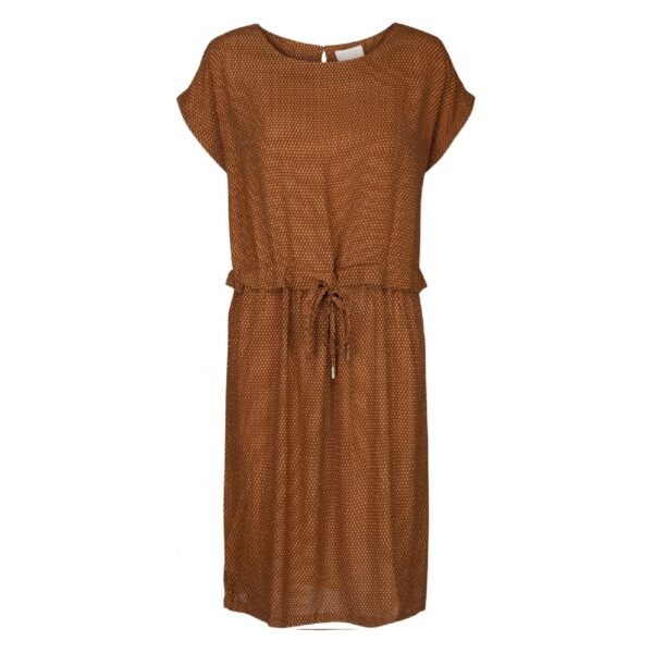 Minus Erisa dress Brown