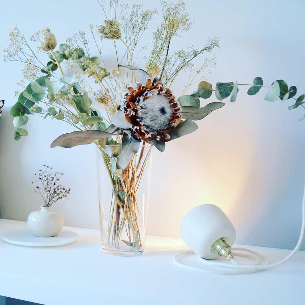 Savi lamp | Cotton & Clay